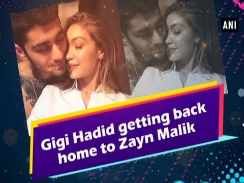 Gigi Hadid getting back home to Zayn Malik - Hollywood News