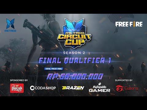 Metaco Circuit Cup Season 2 - Final Qualifier 1