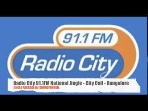 Radio City 91.1 FM - Jingle Package