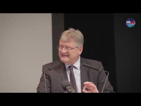Jörg Meuthen (AfD) - Lasst uns die Einheit nicht nehmen.