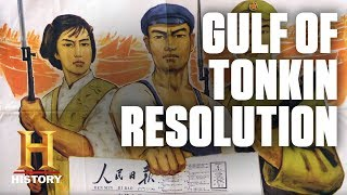 The Gulf of Tonkin Resolution | History