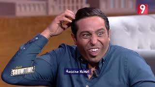 Abdelli Showtime |  فيصل الحضيري و لطفي العبدلي في تحدي #المرايا