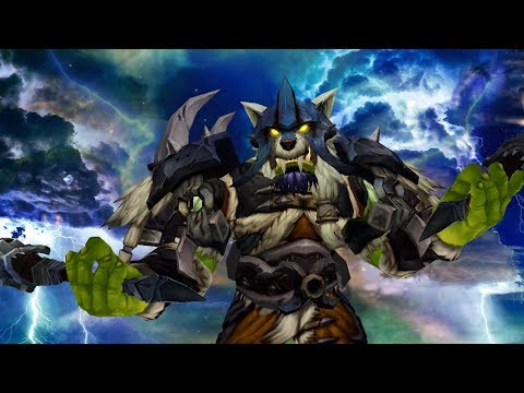 RASTE AUS - Let's Play WoW Legion PvP - Level 110 Verstärker Schamane