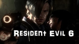 Resident Evil 6 PC GamePlay - AMD Radeon HD 7970 Max Settings 1080P