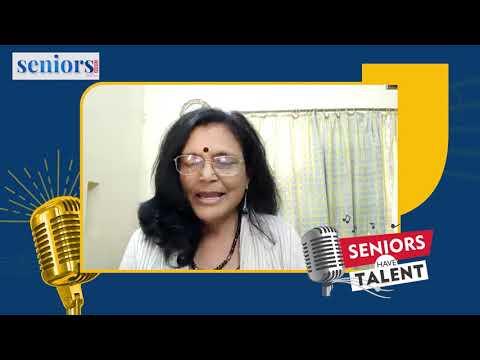 Padma Sahasrabudhe Performing at Seniors Have Talent | Season Two Finale | Online Singing Contest
