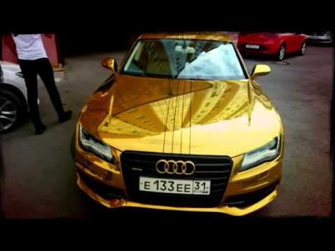 Audi A7 Gold Created With Magisto Youtube