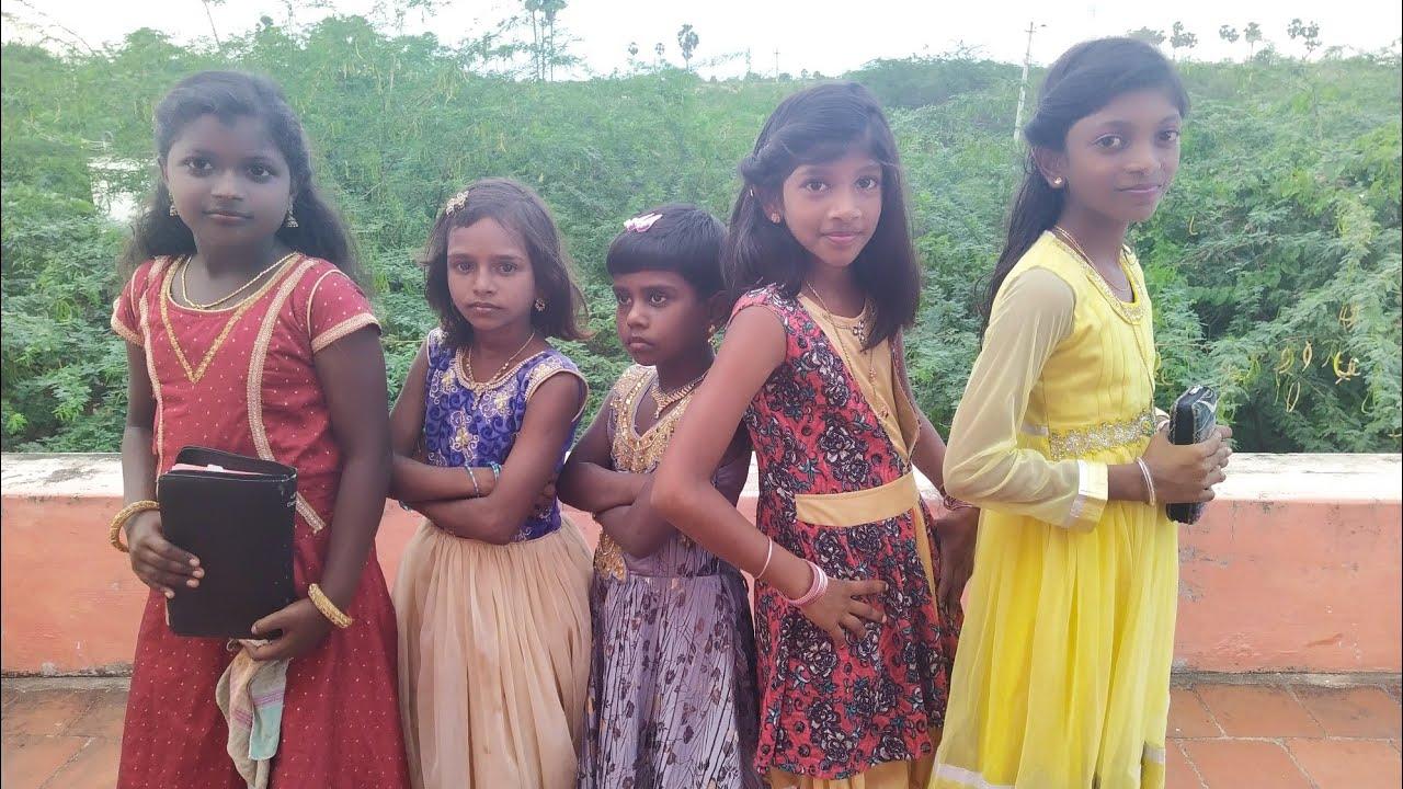 Tamil Christian drama # நியாய தீர்ப்பு நாளில் # comedy skit