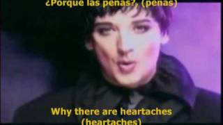 juego de lagrimas en español - The Boy George The Crying Game