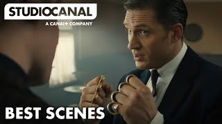 BEST FIGHT SCENES FROM LEGEND - Starring Tom Hardy