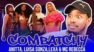 Baixar Anitta, Lexa, Luisa Sonza feat MC Rebecca - Combatchy (Official Music Video)