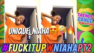 OCHO F It Up Challenge 💯 Instagram Best Dance Compilation 🔥 #fuckitupwniahapt2