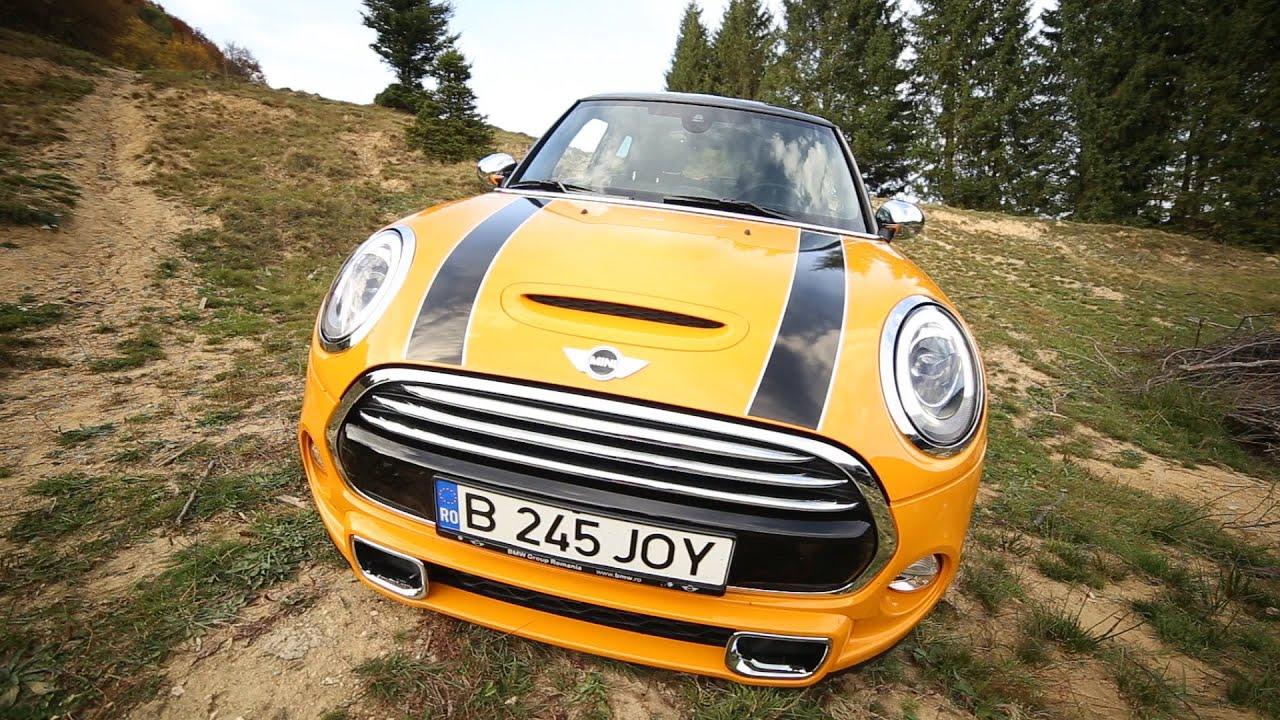 Mini Cooper S Review (www.buhnici.ro)