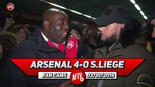 Arsenal 4-0 Standard Liege | Tierney Could Have Had A Hat Trick Of Assists Tonight! (DT)