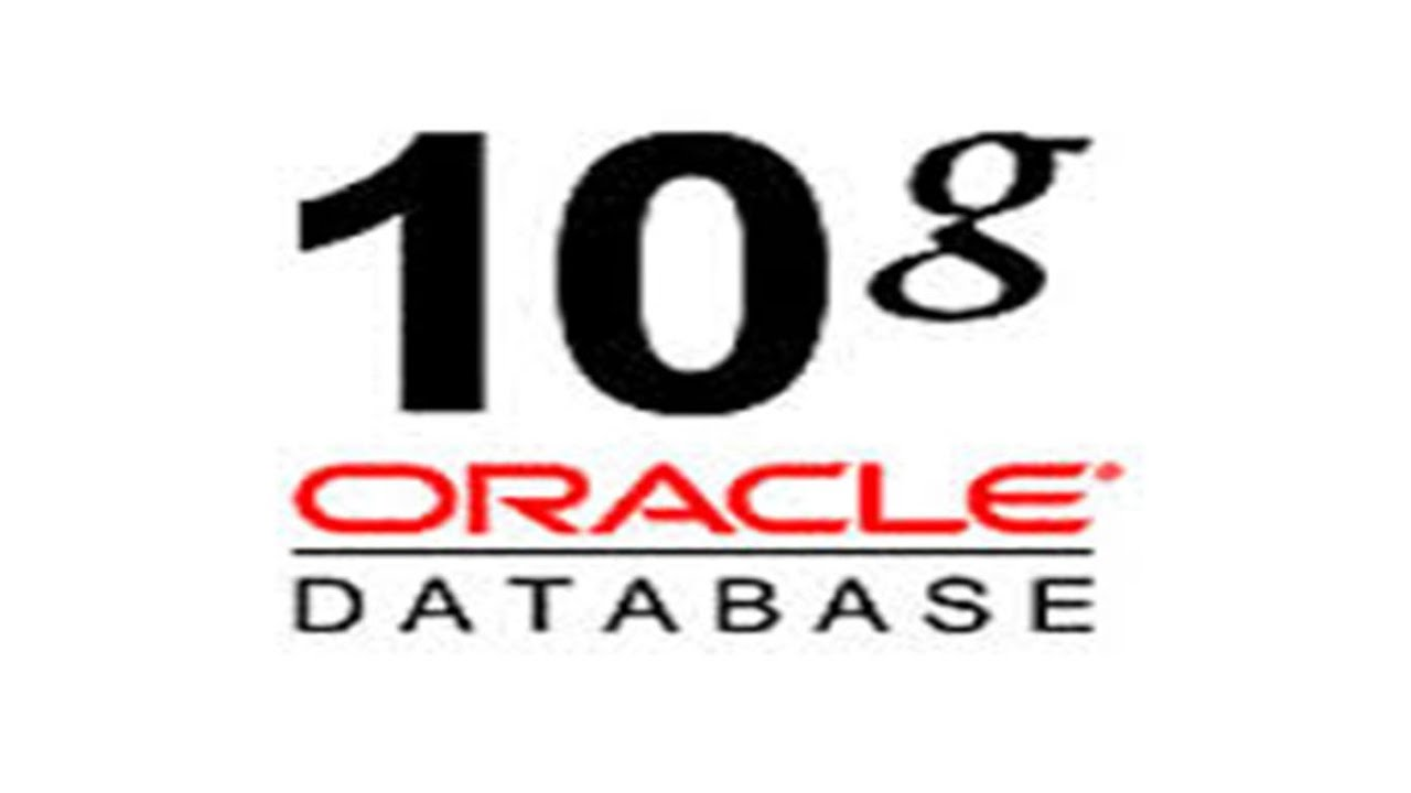Descarga e Instalacion de Oracle Database 10g en Windows 7