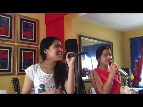 AIR SUPPLY-MAKING LOVE OUT OF NOTHING AT ALL COVER BY 11 & 14 YEAR OLD