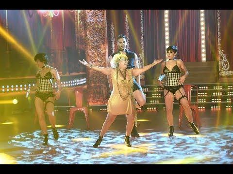 La Bomba Tucumana bailó una impresionante performance en el Ritmo libre