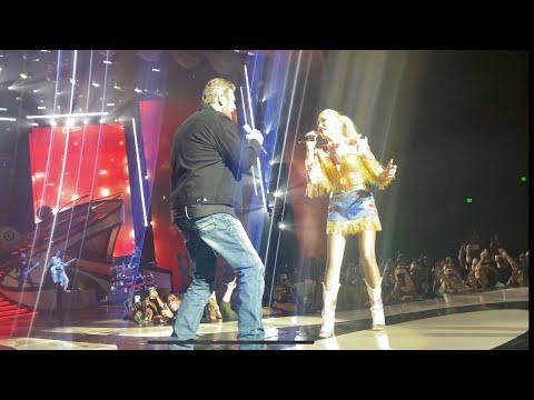 Gwen Stefani & Blake Shelton - Nobody But You live in Las Vegas, NV - 2/19/2020