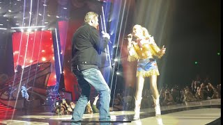 Gwen Stefani & Blake Shelton - Nobody But You live in Las Vegas, NV - 2/19/2020