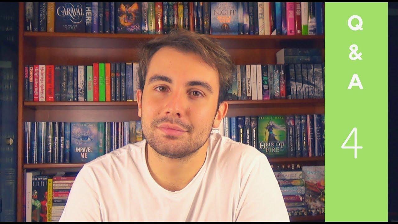 Q&A: Quale saga non hai amato? Come controlli il tuo book shopping? Copertine originali?  [parte
