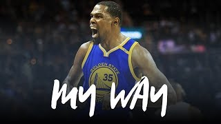 Kevin Durant: My Way (2017 NBA Finals Mini-Movie) ᴴᴰ