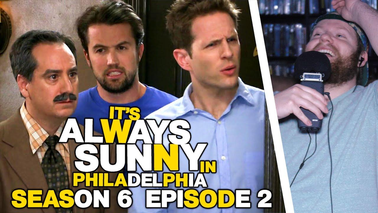 Download It's Always Sunny 6x2 Reaction: Dennis Gets Divorced