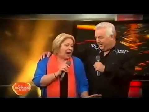 United We Stand JOHNNY YOUNG & COLLEEN HEWETT Live TV Jan 2014