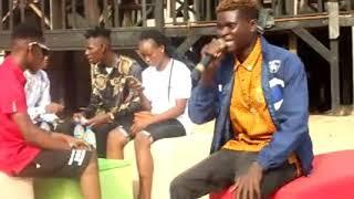Smartsong freestyle with wizkid ojuelegba instrumental