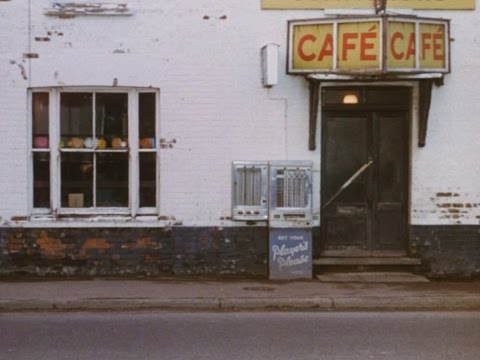 """SOUTH MIMMS 1973 - THE GOOD COMPANIONS CAFE ON """"DIGBY: THE BIGGEST DOG IN THE WORLD"""""""