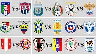 TODOS los PARTIDOS AMISTOSOS de la FECHA FIFA Noviembre 2018