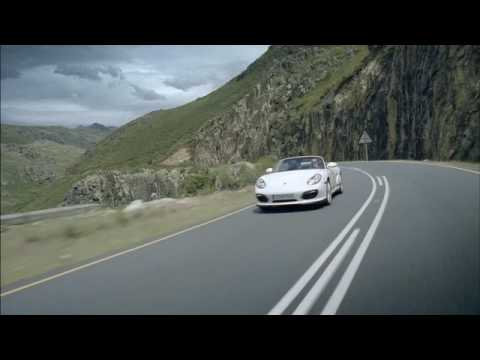 The new Boxster Spyder — Official Trailer from LA Motorshow.