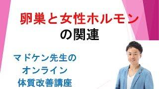 【更年期や生理痛の方へ~卵巣と女性ホルモンの関連を知ろう~】大阪:オンラインパーソナル指導 thumbnail