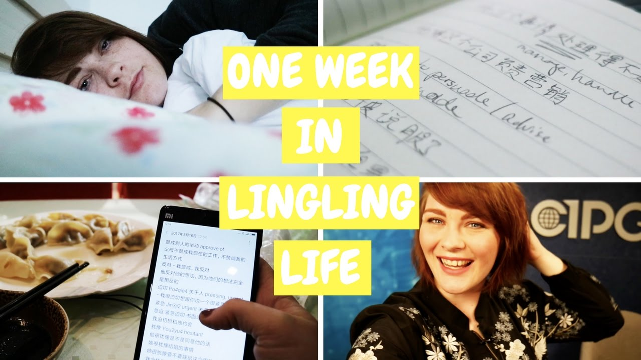 One Week In The Life of An International Student in China //中国生活: