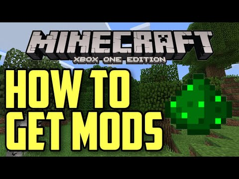 mods for minecraft xbox 1 edition