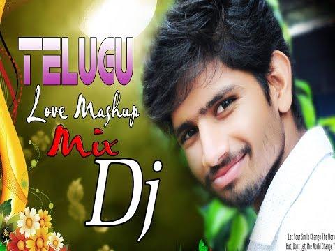 Telugu Love Mashup Mix By Dj Kiran Nayak..2k18.