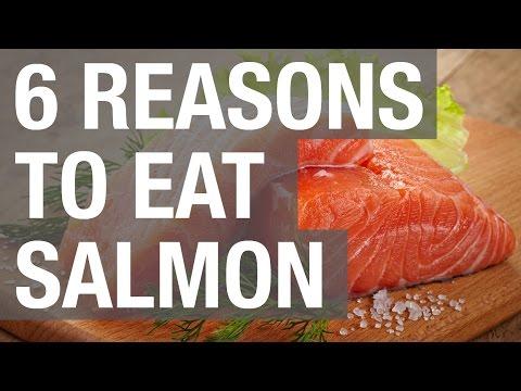 6 Reasons to Eat Salmon