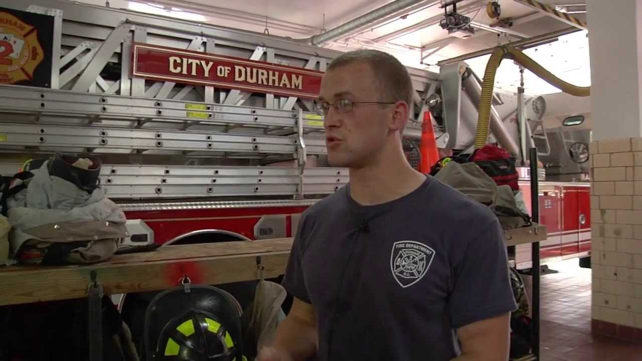 A Tour Of Fire Station 2 Durham Nc Youtube