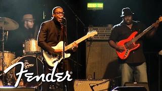 Fender® Visitor Center presents Raphael Saadiq | Fender