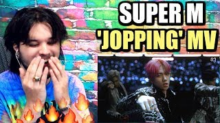 SuperM 슈퍼엠 'Jopping' MV | THIS BLEW MY MIND! | REACTION!!