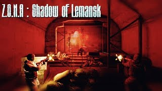 Z.O.N.A SHADOW OF LEMANSK ANDROID GAMEPLAY