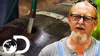 Mark And Digger Have A Plan To Save Up Thousands For Retirement | Moonshiners
