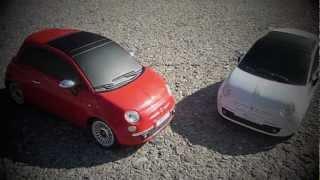 BEEWI : Fiat 500 - Voiture Bluetooth