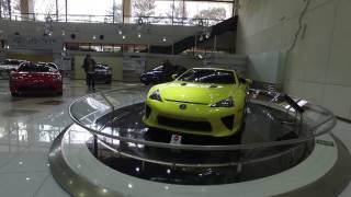 Toyota Showroom Tour