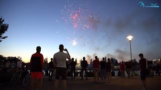 TT Festival afgesloten met vuurwerk