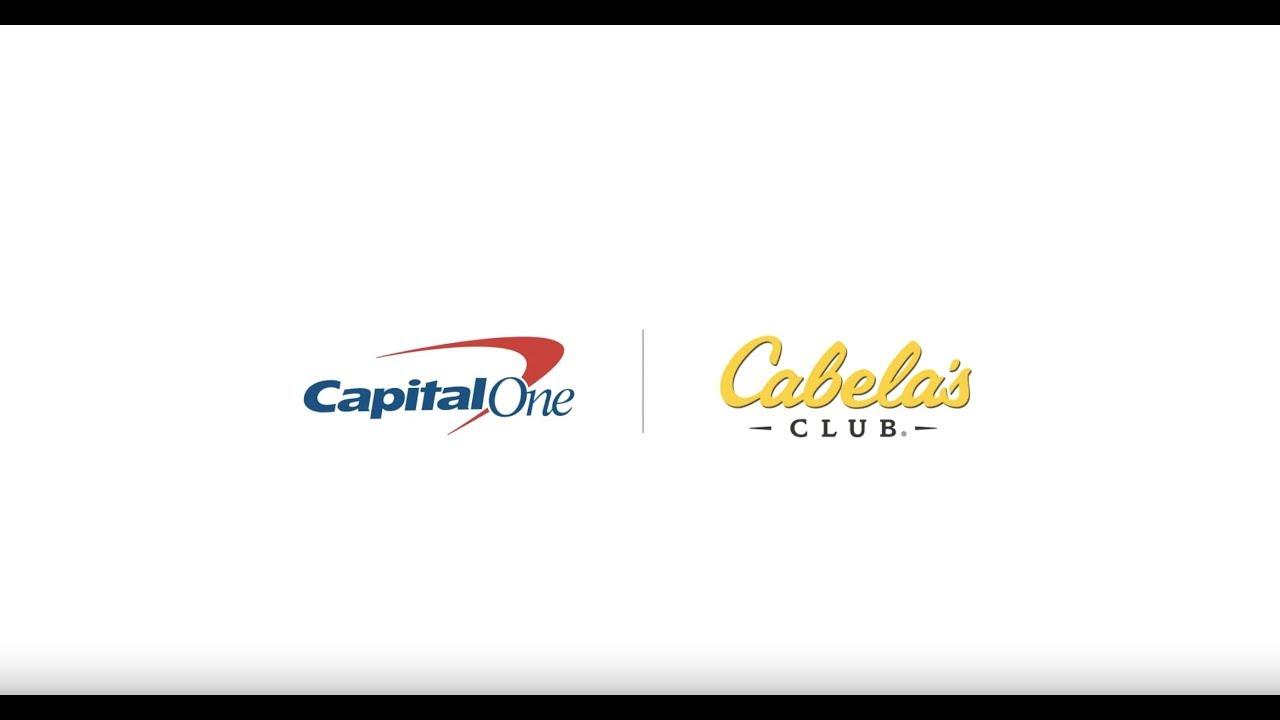 Cabela's Club Credit Card