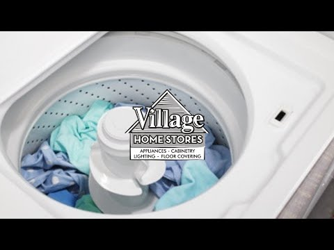 Amana Laundry Appliances at Village Home Stores