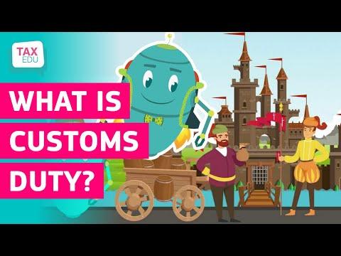 What Is Customs Duty?