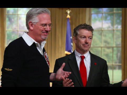 Rand Paul On Illegal NSA Domestic Spy Program - Glenn Beck Audio