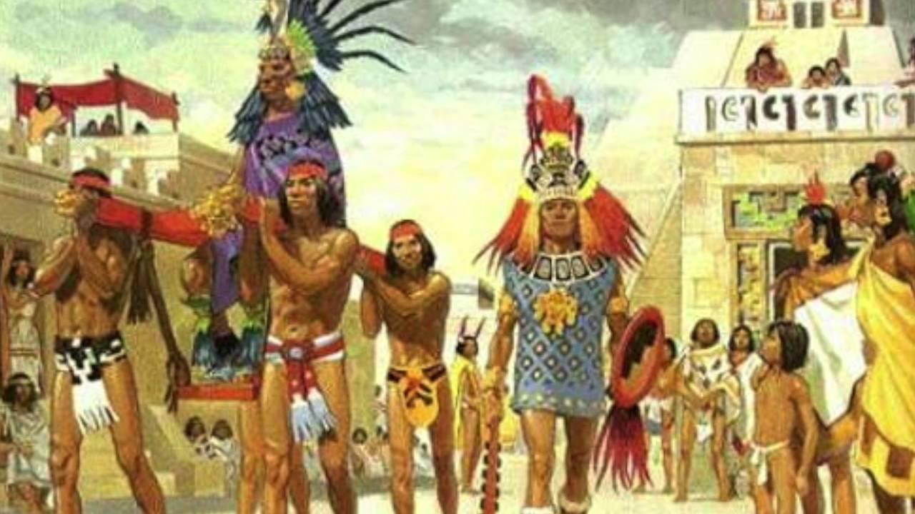 EL MITO COLONIZADOR DE LOS MEXICAS