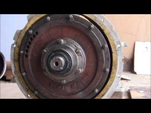 Реверсивно-редукторная передача РРП-40. Часть 1