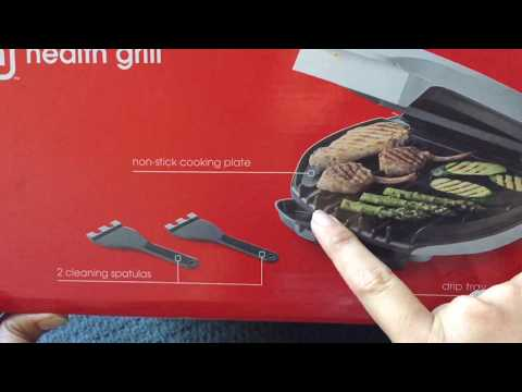 health-grill-review-|-best-kitchen-appliance-to-cook-fat-free-food-|-zero-oil-cooking---foodymomm